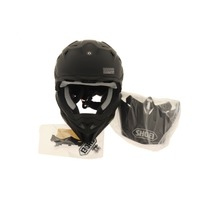 SHOEI VFX-EVO 146013506 SOLID HELMET MATTE BLACK LARGE