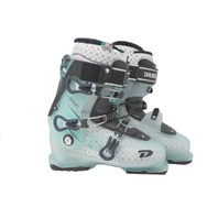 DALBELLO SPORTS KYRA 95 DK95LI.GB.255 WOMENS GLACIER BLUE/WHITE SKI BOOTS 8 39.5