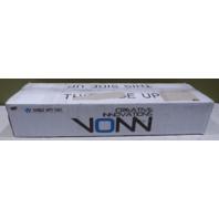 "VONN VMC31610A 50W ATRIA COLLECTION 33"" SILVER MODERN LINEAR LED CHANDELIER"