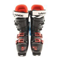 LANGE RX 100 LBG2100 2018 BLACK/RED SKI BOOTS SZ 28.5