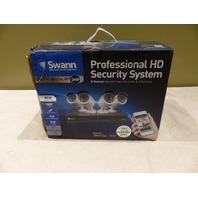 SWANN SWNVK-873004-US 2TB 8CH DVR W/4 3MP OUTDOOR CAMERAS