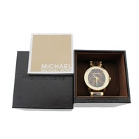 MICHAEL KORS (MK6353) GOLD-TONE/TORTOISE WATCH