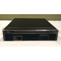 CISCO 2951/K9 ROUTER W/LICENSES 1300 SM-ES3G-16-P UCS-E140S-M1/K9 2*1TB HDD