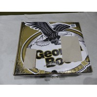 GEORGIA GB00217 MENS BLACK 5IN AMPLITUDE WORK BOOTS SZ 12W