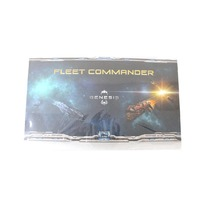 CAPSICUM GAMES FLEET COMMANDER GENESIS BOARD GAME