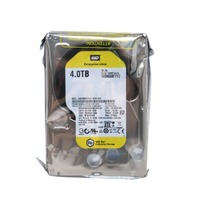 WESTERN DIGITAL RE 4TB SATA HARD DISK DRIVE  WD4000FYYZ