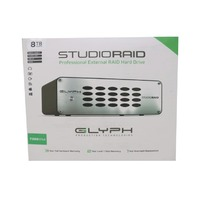 GLYPH SR8000 STUDIORAID 8TB 2-BAY USB 3.1 GEN 1 RAID ARRAY EXTERNAL HARD DRIVE