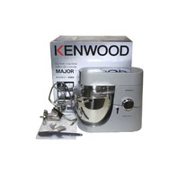 KENWOOD MAJOR TITANIUM 7QT S/S 800W STAND MIXER KITCHEN MACHINE KMM021