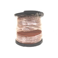 BELDEN 1,000 FT. RG-6/U 18 AWG SHIELD SOLID COAXIAL CABLE PLENUM 75 OHM 1695A