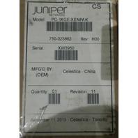 JUNIPER NETWORKS PC-1XGE-XENPAK 1 PORT 10 GIGABIT ETHERNET LAN