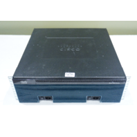 CISCO 3945 ROUTER C3900-SPE150/K9 W/ NM-1T3/E3 MODULE