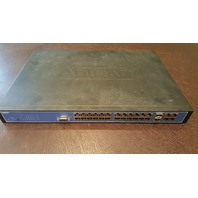ADTRAN NETVANTA 1234 24-PORT MANAGED SWITCH
