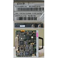 CISCO 7000 1 PORT MC T3 ADAPTER P/N 73-3037-01 MODEL CNI6120DAA