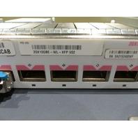CISCO 20X10GBE-WL-XFP V02 LAN WAN-PHY INTERFACE MODULE + 15* XFP10GLR-192SR-L