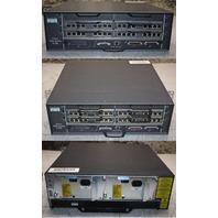 CISCO SYSTEMS 7200 VXR 4*PA-MC-8T FAST EHTERNET 2* ATA FLASH MODULES NPE-225