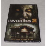 THE INVOKING 2 DVD NEW W/OUT SLIPCOVER