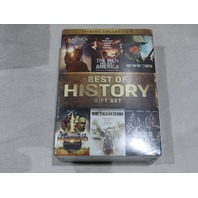 BEST OF HISTORY DVD NEW