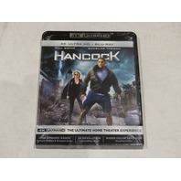 HANCOCK 4K ULTRA HD + BLU-RAY NEW