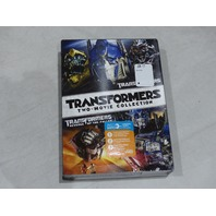 TRANSFORMERS 2-MOVIE COLLECTION (W/ REVENGE OF THE FALLEN) DVD NEW