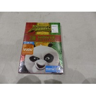 KUNG FU PANDA 3-MOVIE COLLECTION DVD  HD NEW