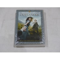 OUTLANDER THE COMPLETE FIRST SEASON (SEASON 1) DVD NEW WITH GIFT WITH PURCHASE