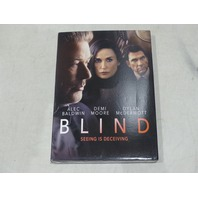 BLIND DVD NEW / SEALED WITH SLIPCOVER