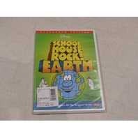 SCHOOL HOUSE ROCK! EARTH CLASSROOM EDITION DVD NEW/SEALED