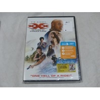 XXX RETURN OF XANDER CAGE DVD NEW