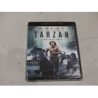 THE LEGEND OF TARZAN 4K ULTRA HD BLU-RAY NEW