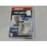 THE LAST SHIP: THE COMPLETE FIRST/SECOND SEASONS (SEASONS 1 & 2) DVD NEW