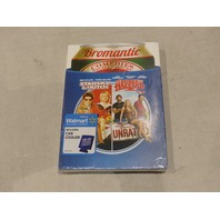 STARSKY & HUTCH / THE DUKES OF HAZZARD (BROMANTIC COMEDIES) DOUBLE FEATURE DVD