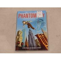 PHANTOM BOY DVD NEW / SEALED WITH SLIPCOVER