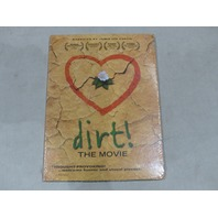 DIRT! THE MOVIE DVD NEW / SEALED