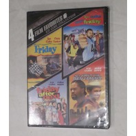 ICE CUBE 4 FILM DVD COLLECTION FRIDAY NEXT FRIDAY FRIDAY AFTER NEXT