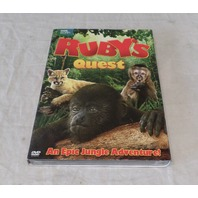 RUBY'S QUEST (BBC EARTH) DVD NEW