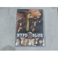 NYPD BLUE SEASON 10 DVD NEW