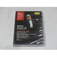 MAHLER SYMPHONIES NOS. 1, 2 & 3 BERNSTIEN DVD NEW