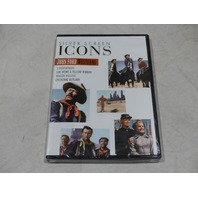 SILVER SCREEN ICONS DVD NEW