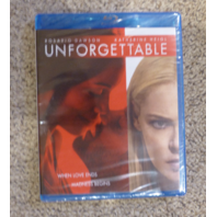 UNFORGETTABLE BLU-RAY NEW / SEALED