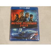 BLADE RUNNER 2049 BLU-RAY 3D NEW