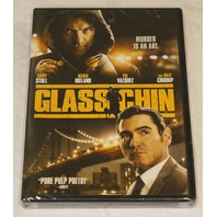 GLASS CHIN DVD NEW / SEALED (2015)