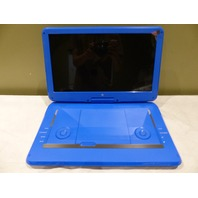 "EMATIC 14"" PORTABLE DVD PLAYER EPD141BU"