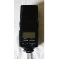 SUNPAK EXTERNAL ELECTRONIC FLASH POWER ZOOM 42X NIKON DIGITAL SLR CAMERAS PZ42X