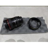 CANON EF 24-105MM 1:4 L IS USM ZOOM LENS EW-83H LENS HOOD