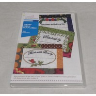 ANITA GOODESIGN EMBROIDERY SOFTWARE FOLDED FABRIC QUILT LABELS MINI 123MAGHD
