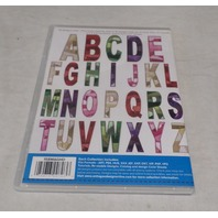 ANITA GOODESIGN EMBROIDERY SOFTWARE CRAZY QUILT LETTERS PACK MINI 158MAGHD