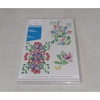 ANITA GOODESIGN EMBROIDERY SOFTWARE FANCY FLOWERS PACK MINI 40MAGHD