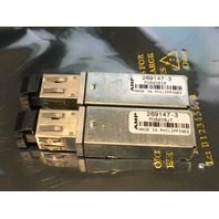 2* AMP 269147-3 P0520ECE TRANSCEIVER MODULE