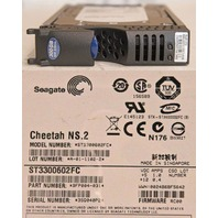 EMC 300GB 10K 4GB FIBRE CHANNEL HARD DRIVE CX-4G10-300 P/N 005048953