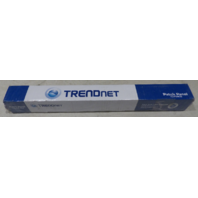 TRENDNET  24 PORT RACKMOUNT PATCH PANEL TC-P24C6